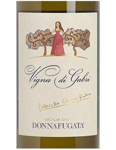 White Wines - Sicilia Bianco DOC 'Vigna di Gabri' 2018 (750 ml.) - Donnafugata - Donnafugata - 2