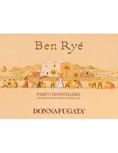 Passito - Passito di Pantelleria DOC 'Ben Rye' 2018 (375 ml. astuccio) - Donnafugata - Donnafugata - 3