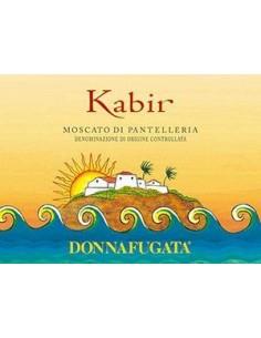 Fortified Wines - Moscato di Pantelleria DOP 'Kabir' 2019 (375 ml.) - Donnafugata - Donnafugata - 2
