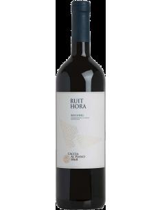 Red Wines - Bolgheri Rosso DOC 'Ruit Hora' 2018 (750 ml.) - Caccia al Piano - Caccia al Piano - 1