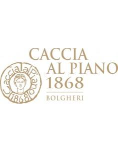 Vini Rossi - Bolgheri Superiore DOC 'Levia Gravia' 2016 (750 ml.) - Caccia al Piano - Caccia al Piano - 3