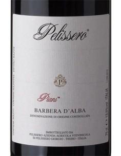 Vini Rossi - Barbera d'Alba DOC 'Piani' 2018 (750 ml.) - Pelissero - Pelissero - 2