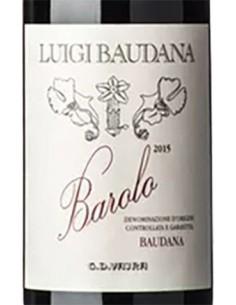 Vini Rossi - Barolo DOCG 'Baudana' 2015 (750 ml.) Luigi Baudana - G.D. Vajra - Vajra - 2