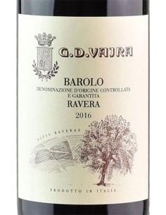 Red Wines - Barolo DOCG 'Ravera' 2016 (750 ml.) - G.D. Vajra - Vajra - 2