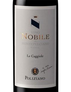 Red Wines - Vino Nobile di Montepulciano DOCG 'Le Caggiole' 2016 (750 ml.) - Poliziano - Poliziano - 2