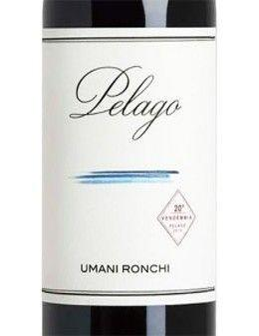 Vini Rossi - Marche IGT 'Pelago' 2016 (750 ml.) - Umani Ronchi - Umani Ronchi - 2