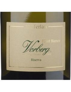 White Wines - Alto Adige Pinot Bianco Riserva DOC 'Vorberg'  2018 (750 ml.) - Terlano - Terlan - 2
