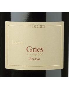 Red Wines - Alto Adige Lagrein Riserva DOC 'Gries' 2018 (750 ml.) - Terlano - Terlan - 2