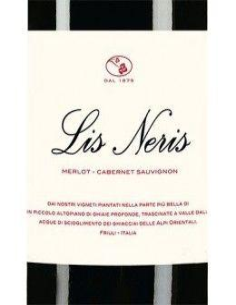 Red Wines - Venezia Giulia Rosso IGT 'Lis Neris' 2015 (750 ml.) - Lis Neris - Lis Neris - 2