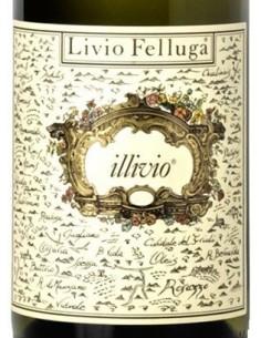 White Wines - Colli Orientali del Friuli DOC 'Illivio' 2018 (750 ml.) - Livio Felluga - Livio Felluga - 2