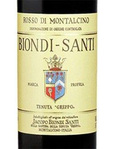 Red Wines - Rosso di Montalcino DOC 2017 (750 ml.) - Biondi Santi - Biondi Santi - 2