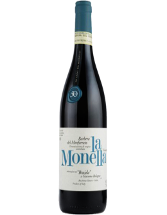 Vini Rossi - Barbera del Monferrato Frizzante DOC 'La Monella' 2019 (750 ml.) - Braida - Braida - 1