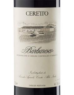 Vini Rossi - Barbaresco DOCG 'Asili' 2016 (750 ml.) - Ceretto - Ceretto - 2