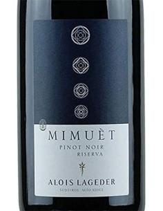 Red Wines - Alto Adige Pinot Noir DOC 'Mimuet'  2017 (750 ml.) - Alois Lageder - Alois Lageder - 2