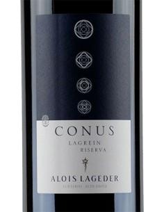 Vini Rossi - Alto Adige Lagrein Riserva DOC 'Conus' 2017 (750 ml.) - Alois Lageder - Alois Lageder - 2