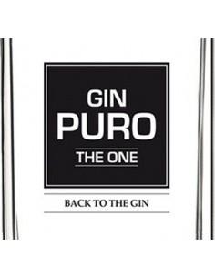 Gin - Gin Puro 'The One' (700 ml. astuccio) - Bonaventura Maschio - Bonaventura Maschio - 3