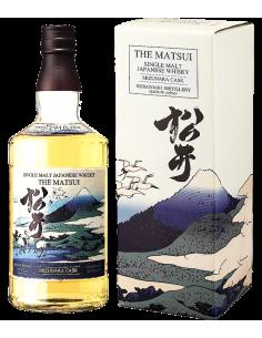 Whisky Single Malt - Single Malt The Matsui 'Mizunara Cask' (700 ml. astuccio) - Matsui Whisky - Matsui Whisky - 1