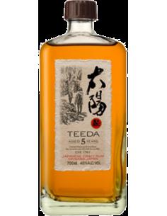 Rum - Japanese Rum 'Teeda' 5 Years Old (700 ml. astuccio) - Helios - Helios - 2