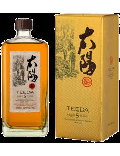 Rum - Japanese Rhum 'Teeda' 5 Years Old (700 ml. boxed) - Helios - Helios - 1