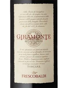 Vini Rossi - Toscana Rosso IGT 'Giramonte' 2017 (750 ml.) - Frescobaldi - Frescobaldi - 2