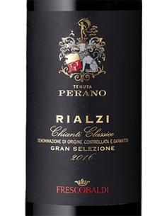 Red Wines - Chianti Classico DOCG Gran Selezione 'Rialzi' 2016 (750 ml.) - Marchesi Frescobaldi - Frescobaldi - 2