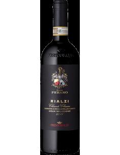 Red Wines - Chianti Classico DOCG Gran Selezione 'Rialzi' 2016 (750 ml.) - Marchesi Frescobaldi - Frescobaldi - 1