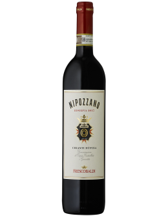 Vini Rossi - Chianti Rufina DOCG Riserva 'Nipozzano' 2017 (750 ml.) - Marchesi Frescobaldi - Frescobaldi - 1