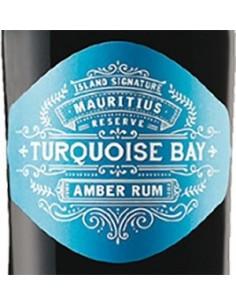 Rum - Rum 'Turquoise Bay' Mauritius Island (700 ml.) - Signature Island - Signature Island - 2