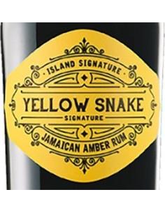 Rum - Rum 'Yellow Snake' Jamaica Island (700 ml.) - Signature Island - Signature Island - 2
