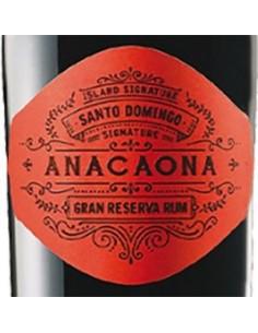 Rum - Rum 'Anacaona' Dominican Republic (700 ml.) - Signature Island - Signature Island - 2