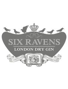 Gin - Gin 'Six Ravens' (500 ml) - Six Ravens - Six Ravens - 3