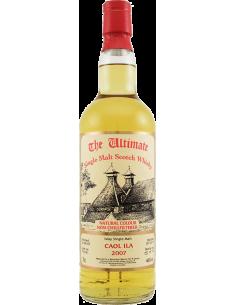 Whiskey Single Malt - Single Malt Scotch Whisky 'Caol Ila' 2007 (700 ml. boxed) - The Ultimate - The Ultimate - 2