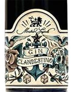 Gin - Gin 'Clandestino' (500 ml) - Mistico Speziale - Mistico Speziale - 2