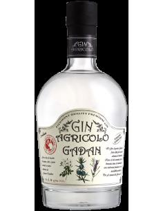 Gin - Gin 'Gadan' (700 ml) - Gin Agricolo - Gin Agricolo - 1