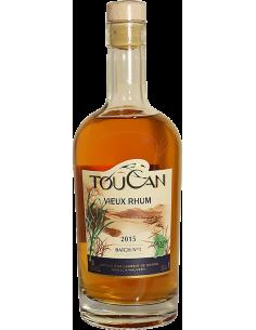Rum - Rum 'Vieux Batch No.1' French Guyana (700 ml.) - Toucan - Toucan - 1