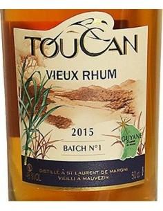 Rum - Rum 'Vieux Batch No.1' French Guyana (700 ml.) - Toucan - Toucan - 2