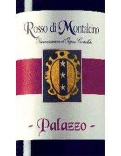 Vini Rossi - Rosso di Montalcino DOC 2018 (750 ml.) - Palazzo - Palazzo - 2