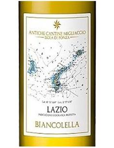 Vini Bianchi - Lazio Biancolella IGT 2019 (750 ml.) - Antiche Cantine Migliaccio - Antiche Cantine Migliaccio - 2
