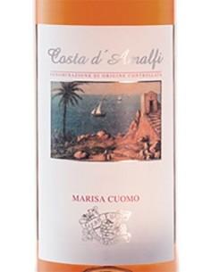 Rose Wines - Costa d'Amalfi Rosato DOC 2019 (750 ml.) - Marisa Cuomo - Marisa Cuomo - 2
