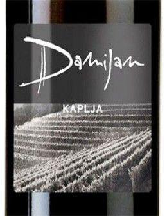 Vini Bianchi - Venezia Giulia IGT 'Kaplja' 2016 (750 ml.) - Damijan Podversic - Damijan Podversic - 2