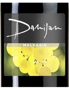 White Wines - Venezia Giulia IGT Malvasia 2016 (750 ml.) - Damijan Podversic - Damijan Podversic - 2