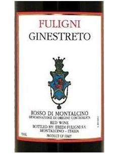 Vini Rossi - Rosso di Montalcino DOC 'Ginestreto' 2018 (750 ml.) - Fuligni - Fuligni - 2