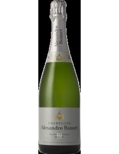 Champagne - Champagne Brut Blanc de Noirs (750 ml.) - Alexandre Bonnet - Alexandre Bonnet - 1