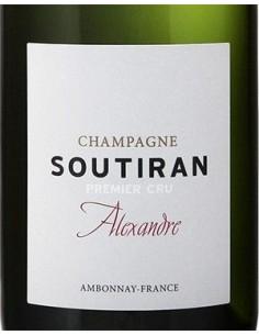 Champagne Blanc de Noirs - Champagne Brut Premier Cru 'Alexandre' (750 ml.) - Soutiran - Soutiran - 2