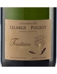 Champagne Blanc de Noirs - Champagne Extra Brut Premier 'Tradition' (750 ml.) - Lelarge Pugeot - Lelarge Pugeot - 2