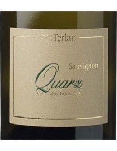 White Wines - Alto Adige Sauvignon Blanc DOC 'Quarz' 2019 (750 ml.) - Terlano - Terlan - 2