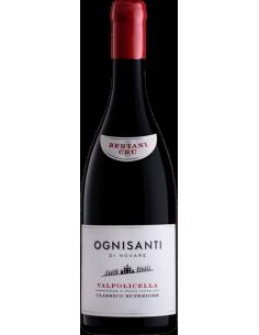 Vini Rossi - Valpolicella Classico Superiore DOC 'Ognisanti' 2018 (750 ml.) - Bertani - Bertani - 1
