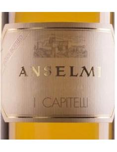 Passito - Veneto IGT Passito 'I Capitelli' 2018  (375 ml) - Anselmi - Anselmi - 2
