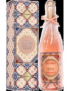 Vini Rose' - Sicilia Rosato DOC 'Rosa' D&G 2020 Ed. Lim. (750 ml. astuccio) - Donnafugata - Donnafugata - 1