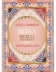 Rose Wines - Sicilia Rosato DOC 'Rosa' D&G 2020 Lim. Ed. (750 ml. boxed) - Donnafugata - Donnafugata - 3